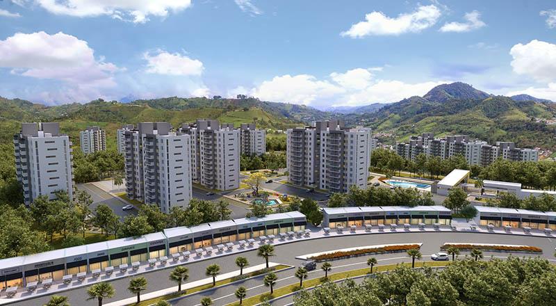 Apartamentos en Dosquebradas