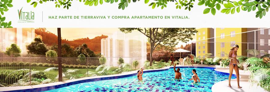 Haz parte de TierraViva y compra apartamento en Vitalia