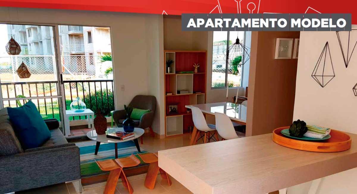 Apartamentos en Jamundí