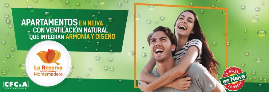 Montemadero: Apartamentos en Neiva con ventilación natural que integran armonía y diseño.