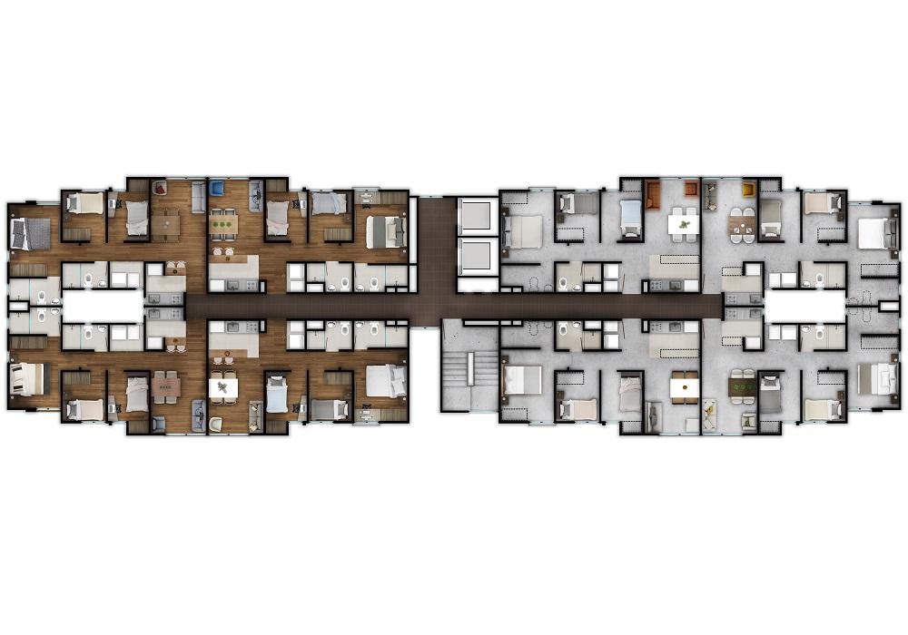 Apartmanetos en Bogotá
