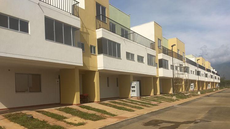 En Bambú se están entregando las primeras casas y seguimos avanzando