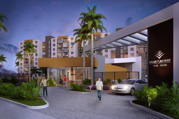 Proyecto de vivienda en Jamundí